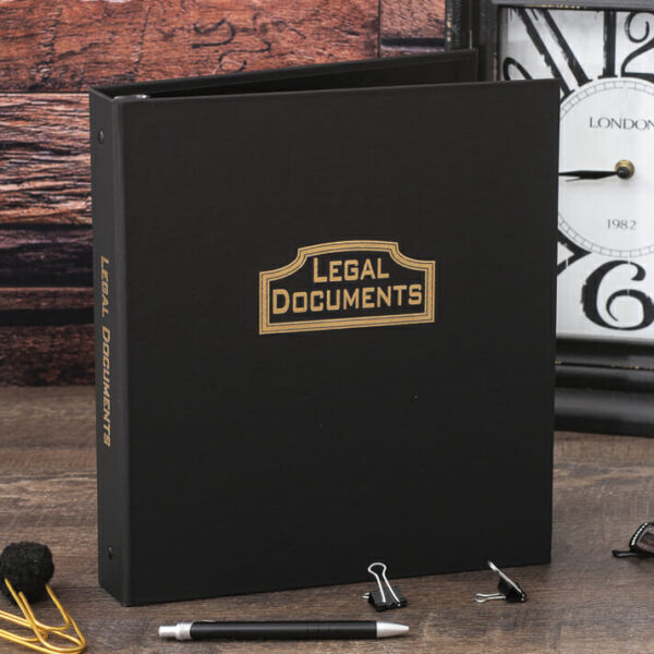 Arrestox-Black-Legal Documents-Cover