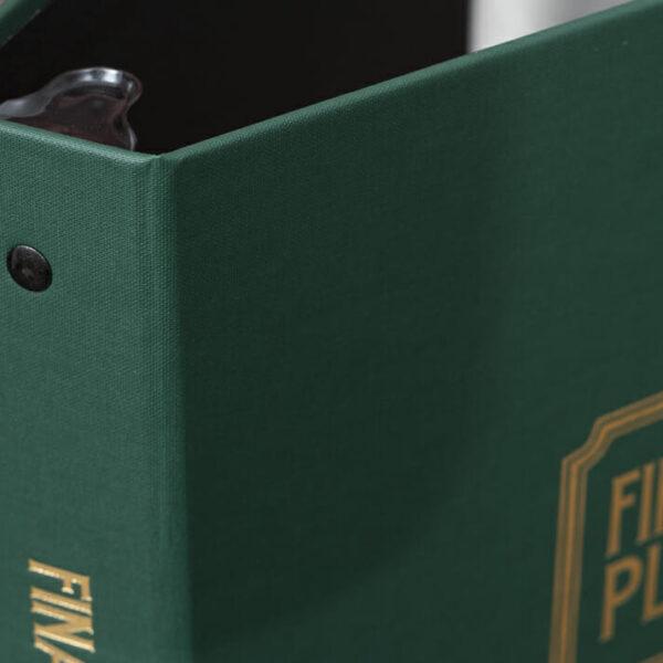 Arrestox-Green-Financial Planning-Corner Detail