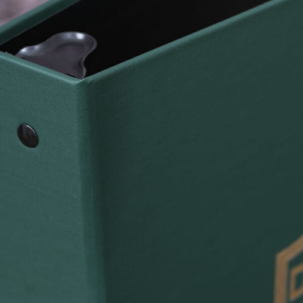 Arrestox-Green-Legal Documents-Corner Detail