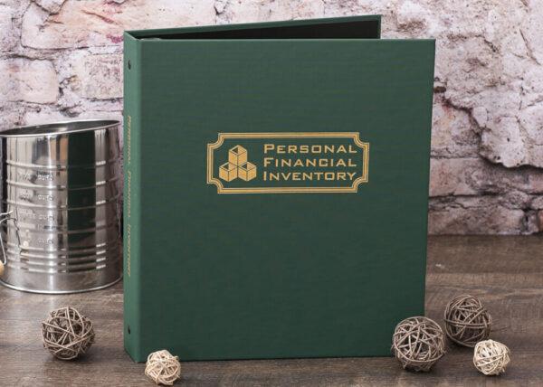 Arrestox-Green-Personal Financial Inventory-Cover