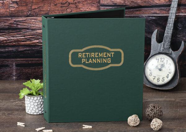 Arrestox-Green-Retirement Planning-Cover