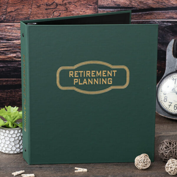 Arrestox-Green-Retirement Planning-Cover