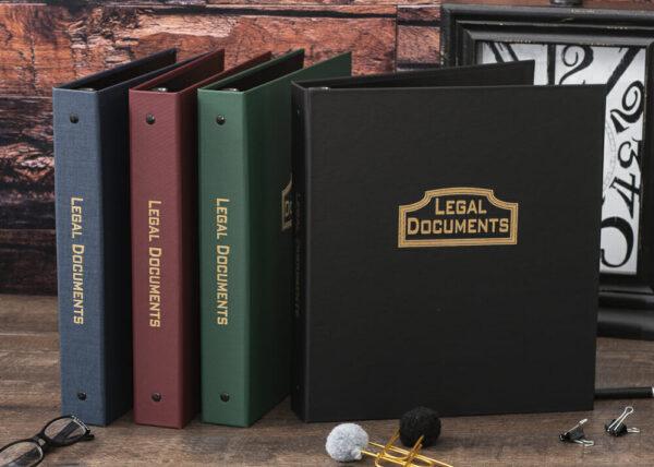 Arrestox-Legal Documents-Color Selection