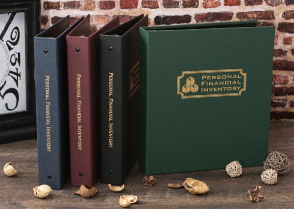 Arrestox-Personal Financial Inventory-Color Selection