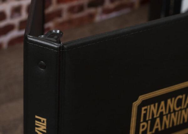 Freeport-Black-Financial Planning-Corner Detail