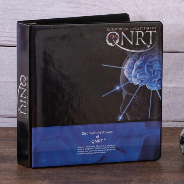 QNRT Full Color Binder Sample