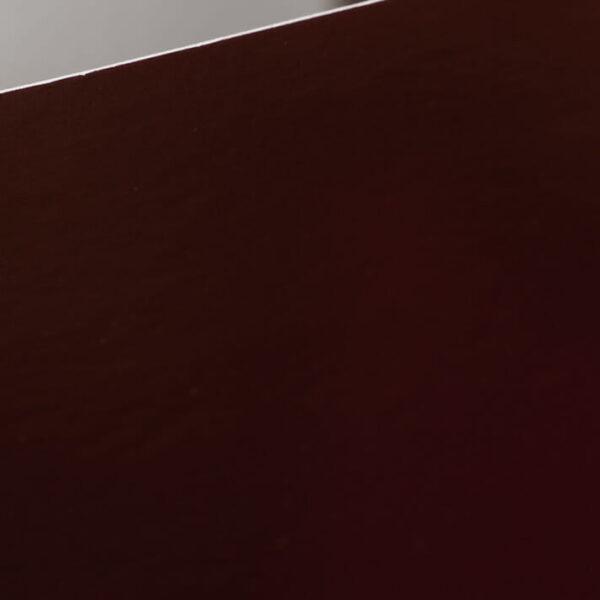 Custom-Pocket-Folder---Custom-Cover---Burgundy---Corner-Detail