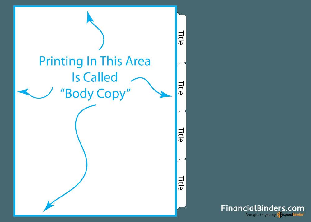 Index Tabs 101 - Body Copy